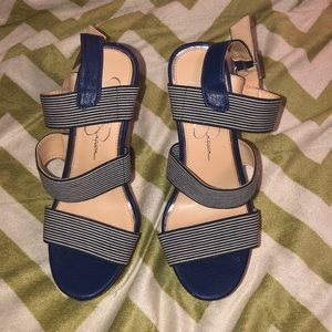Jessica Simpson wedges (size 6)